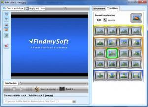 Enlarge VSO PhotoDVD Screenshot