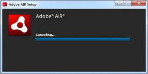 Enlarge Adobe AIR Screenshot