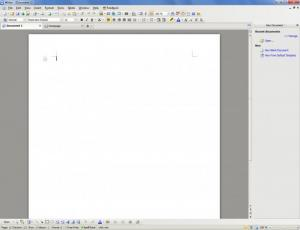 Enlarge Kingsoft Office Screenshot