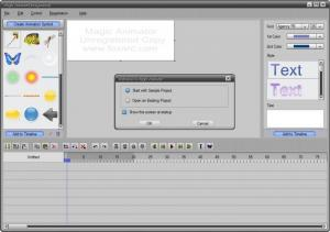 Enlarge Magic Animator Screenshot