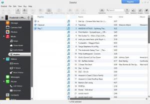Enlarge DiskAid Screenshot