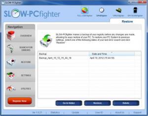 Enlarge SLOW-PCfighter Screenshot