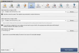 Enlarge AVS Disc Creator Screenshot