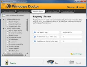 Enlarge Windows Doctor Screenshot