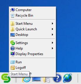 Enlarge Emerge Desktop Screenshot