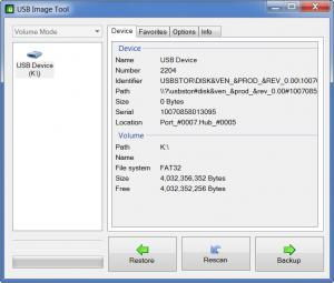 Enlarge USB Image Tool Screenshot