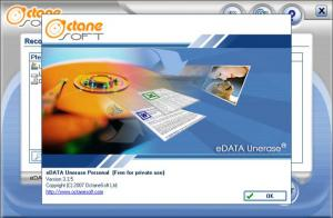 Enlarge eDATA Unerase Personal Edition Screenshot