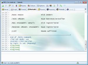 Enlarge Nettalk Screenshot