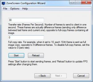 Enlarge ZoneScreen Screenshot