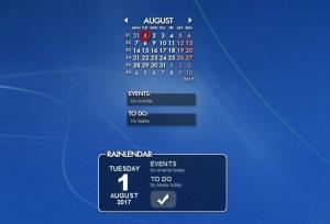 Enlarge Rainlendar Pro Screenshot