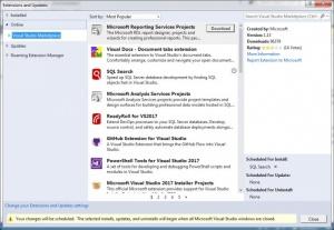 Enlarge Visual Studio Screenshot