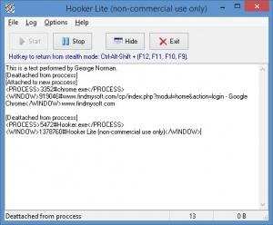 Enlarge Hooker Screenshot