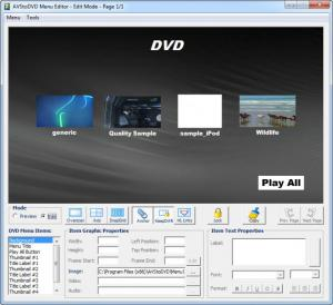 Enlarge AVStoDVD Screenshot
