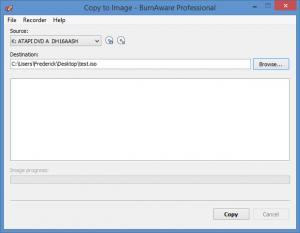 Enlarge BurnAware Professional Screenshot