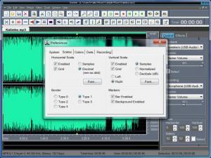 Enlarge Dexster Audio Editor Screenshot