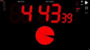 Enlarge BlingClock Timer Screenshot