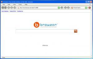 Enlarge Browzar Screenshot