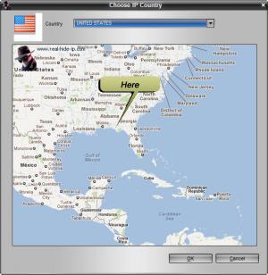 Enlarge Real Hide IP Screenshot