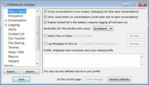 Enlarge BitWise Screenshot