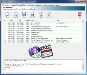 Enlarge SubMagic Screenshot