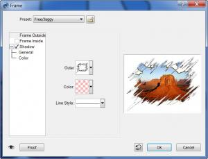Enlarge PhotoLine Screenshot