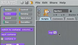 Enlarge MIT Scratch Screenshot