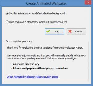 Enlarge Animated Wallpaper Maker Screenshot