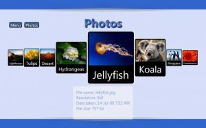 Enlarge Multi Media Center Screenshot
