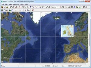 Enlarge GPSMapEdit Screenshot