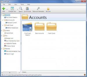 Enlarge LockCrypt Screenshot