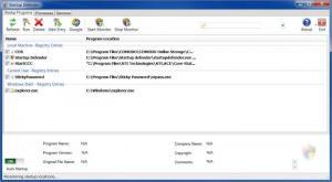 Enlarge Startup Defender Screenshot