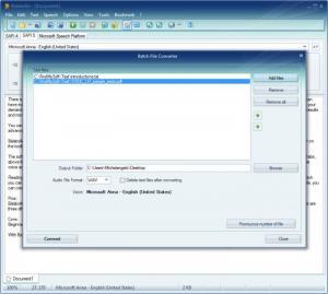 Enlarge Balabolka Screenshot