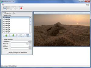 Enlarge GiftedMotion Screenshot