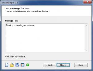 Enlarge InstallSimple Pro Screenshot
