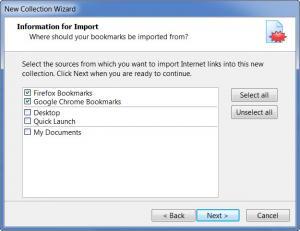 Enlarge Link Commander (Standard Edition) Screenshot