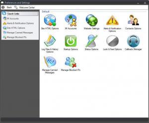 Enlarge ChatStat Screenshot