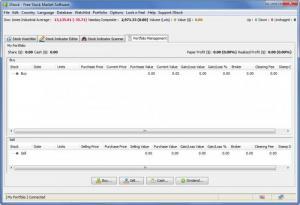Enlarge JStock Screenshot
