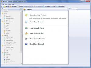 Enlarge Web Log Storming Screenshot