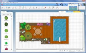 Enlarge Garden Planner Screenshot