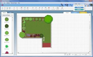 Enlarge Garden Planner Screenshot