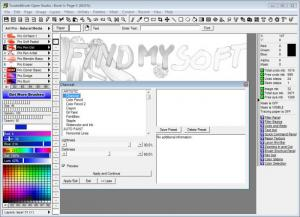 Enlarge TwistedBrush Open Studio Screenshot