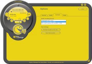 Enlarge Speak-A-Message Screenshot