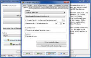 Enlarge iRecover Screenshot