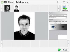 Enlarge ID Photo Maker Screenshot
