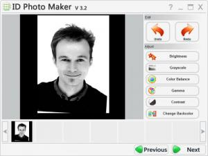 Enlarge ID Photo Maker Screenshot