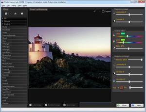 Enlarge PhotoChances LAB Screenshot