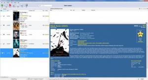 Enlarge Eax Movie Catalog Screenshot