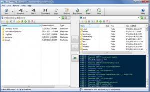 Enlarge Classic FTP Screenshot