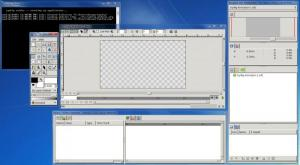 Enlarge Synfig Studio Screenshot