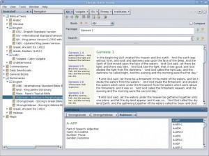 Enlarge Alkitab Bible Study Screenshot